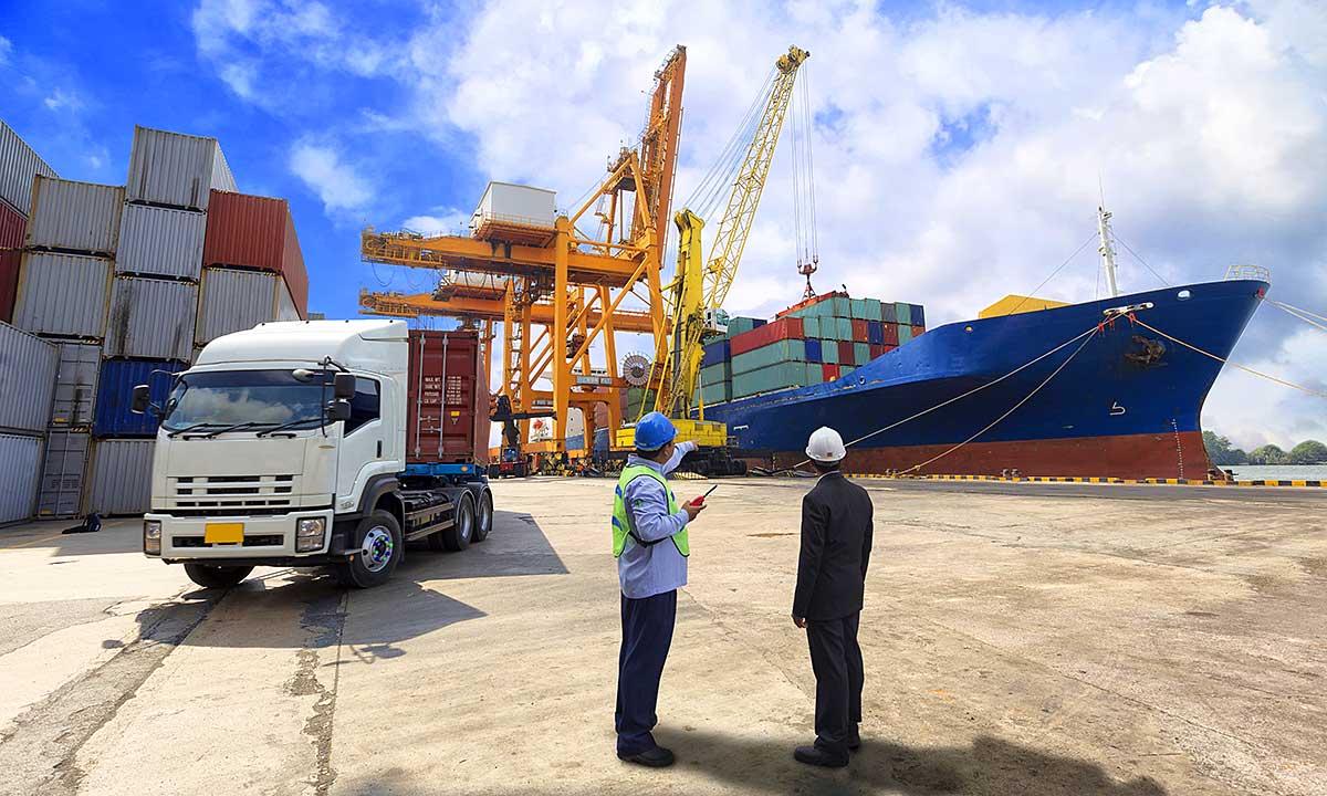 Transport morski i lotniczy, paczki, samochody i kontenery do Polski - promocje