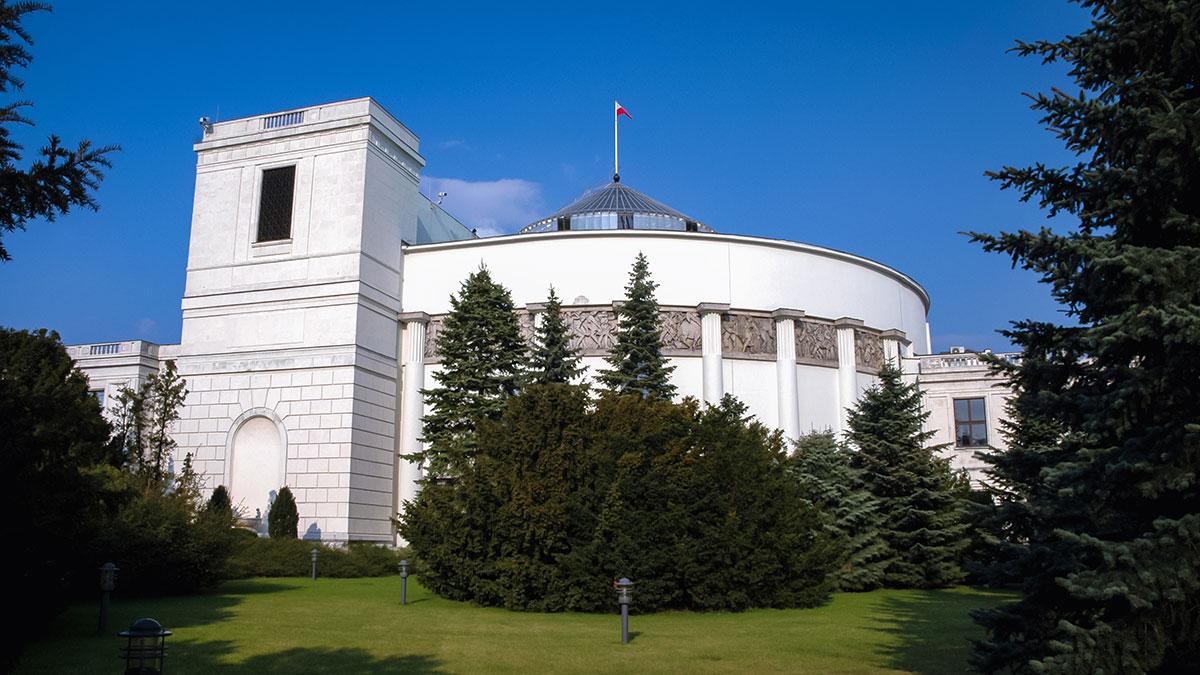 Polski parlament ma nowych lokatorów. Foto: Fotokon