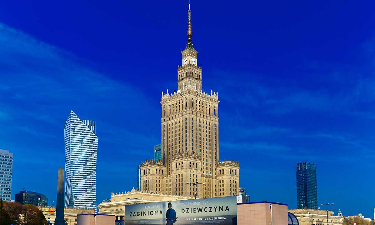 Nudna Warszawa