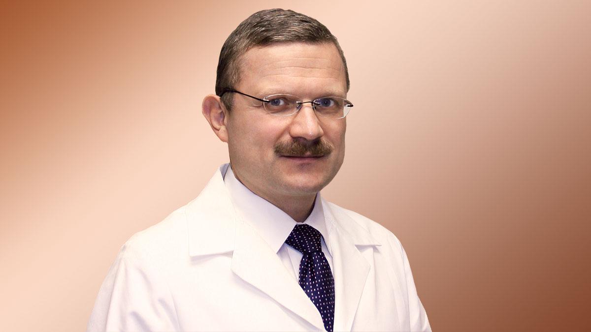 Dariusz J. Nasiek - polski lekarz z NJ, wykładowca, działacz polonijny