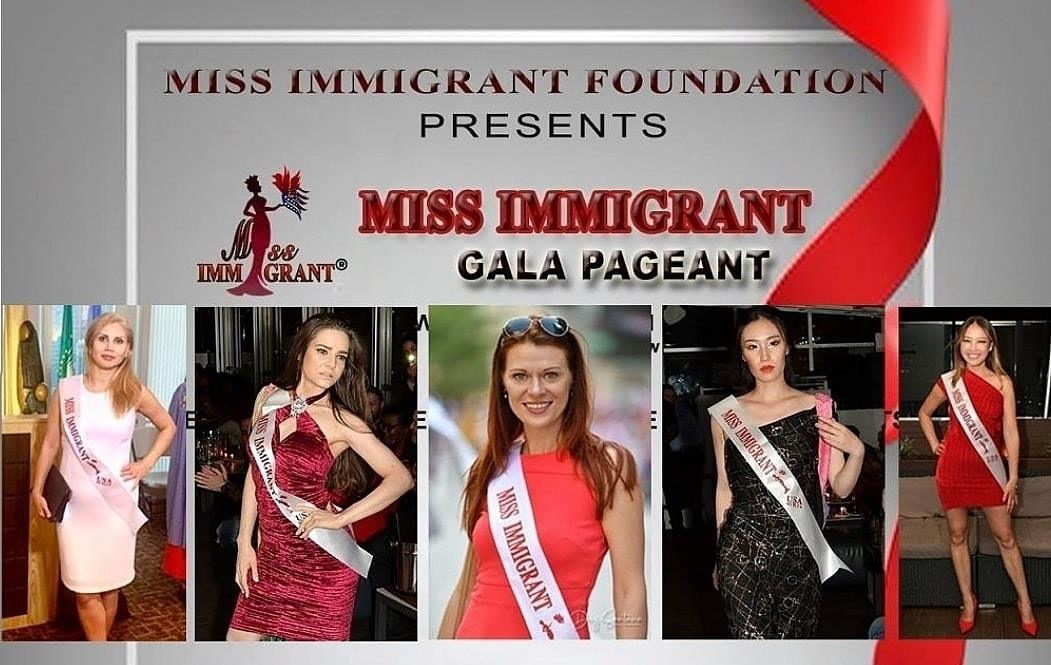 The 2019 Miss Immigrant Gala Pageant in New York City