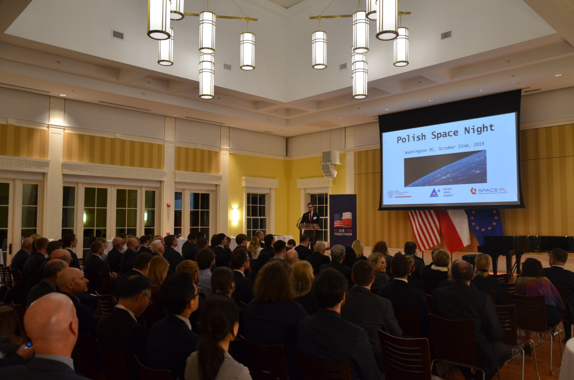 Polish Space Night in Washington DC