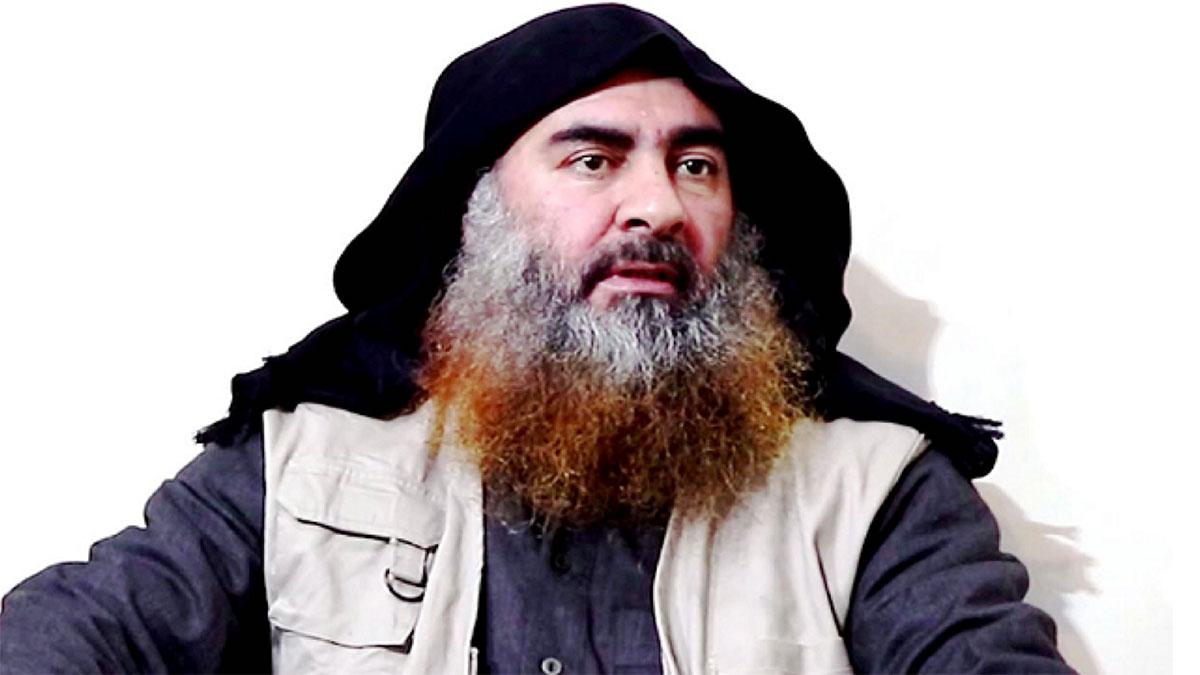 Abu Bakr al-Baghdadi. Foto: Youtube
