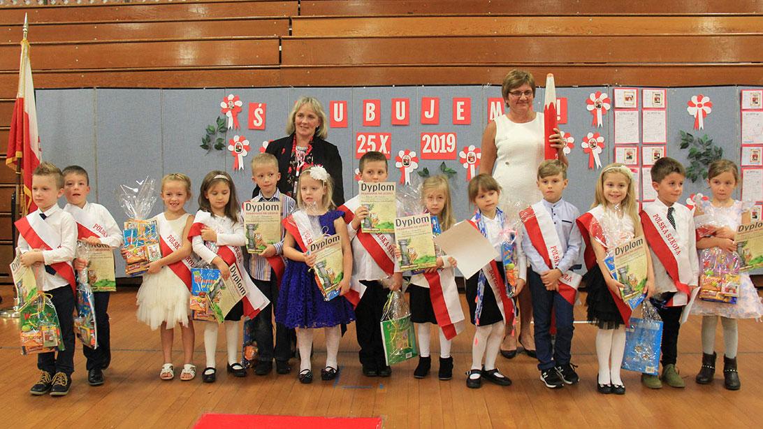 Dzień niespodzianek w polskiej szkole w Lakewood, NJ