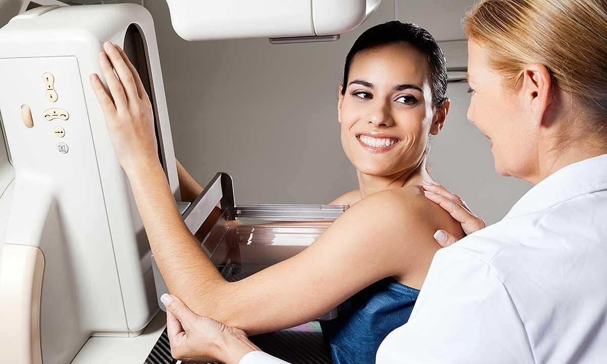 Bezpłatne badanie mammograficzne dla kobiet w Nowym Jorku na Boro Park