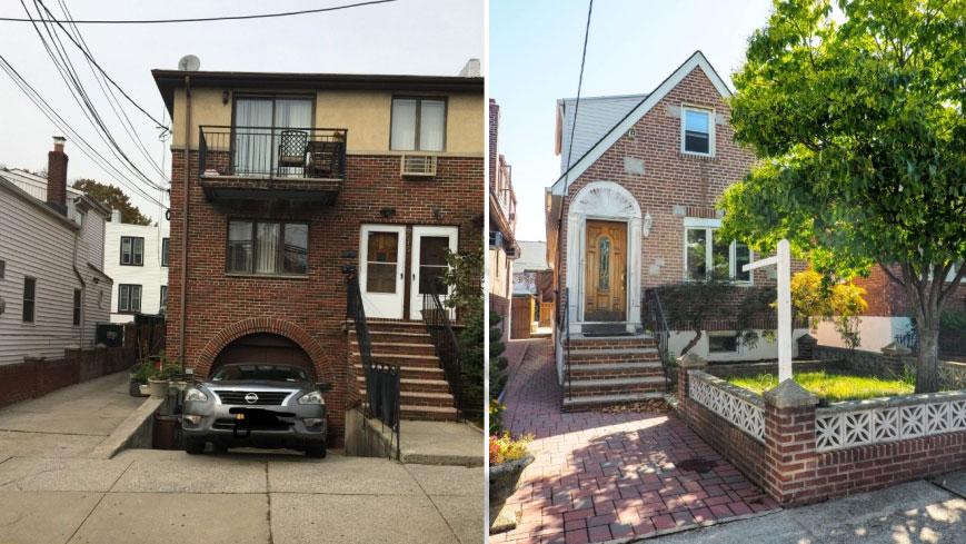 Domy na sprzedaż w Nowym Jorku na Maspeth i Middle Village - Open House