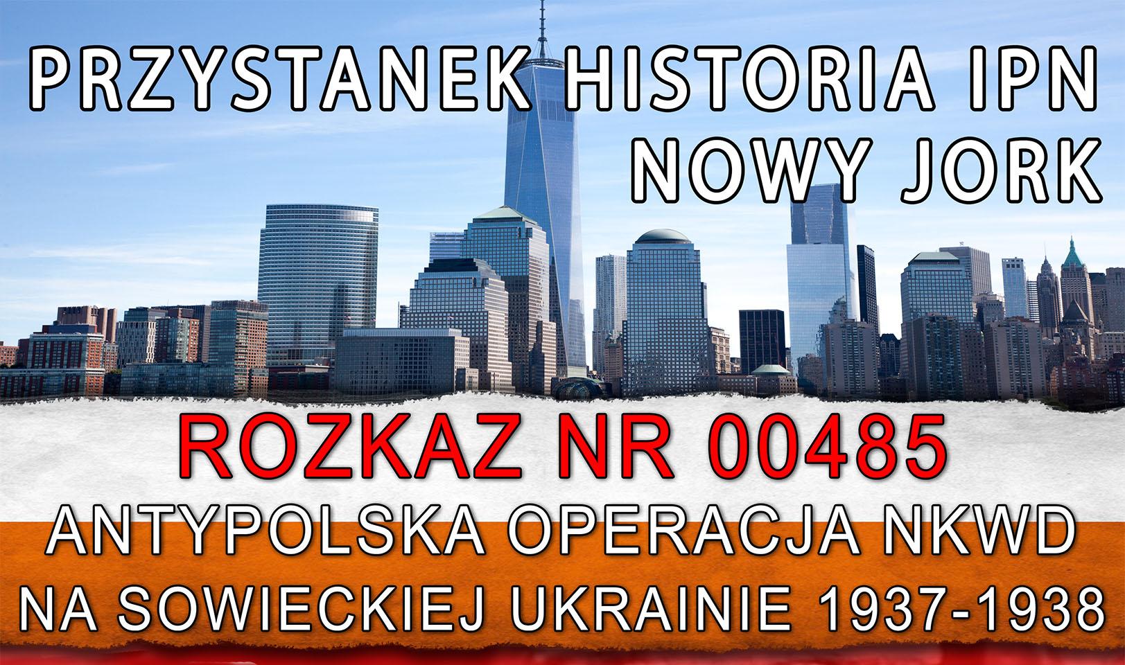 VIII edycja Przystanku Historia IPN Nowy Jork