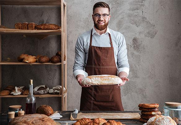 Polskie chleby z Nowego Jorku z piekarni SWEET MALINA