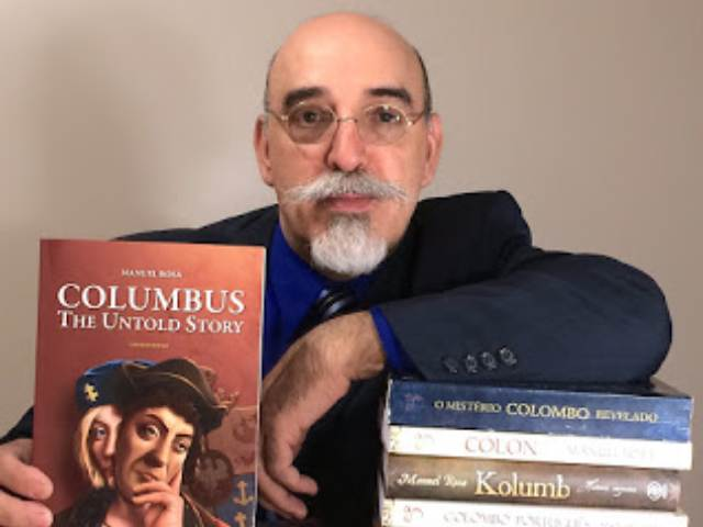 Washington DC: Columbus the untold story- Lecture&Book Signing by Manuel Rosa