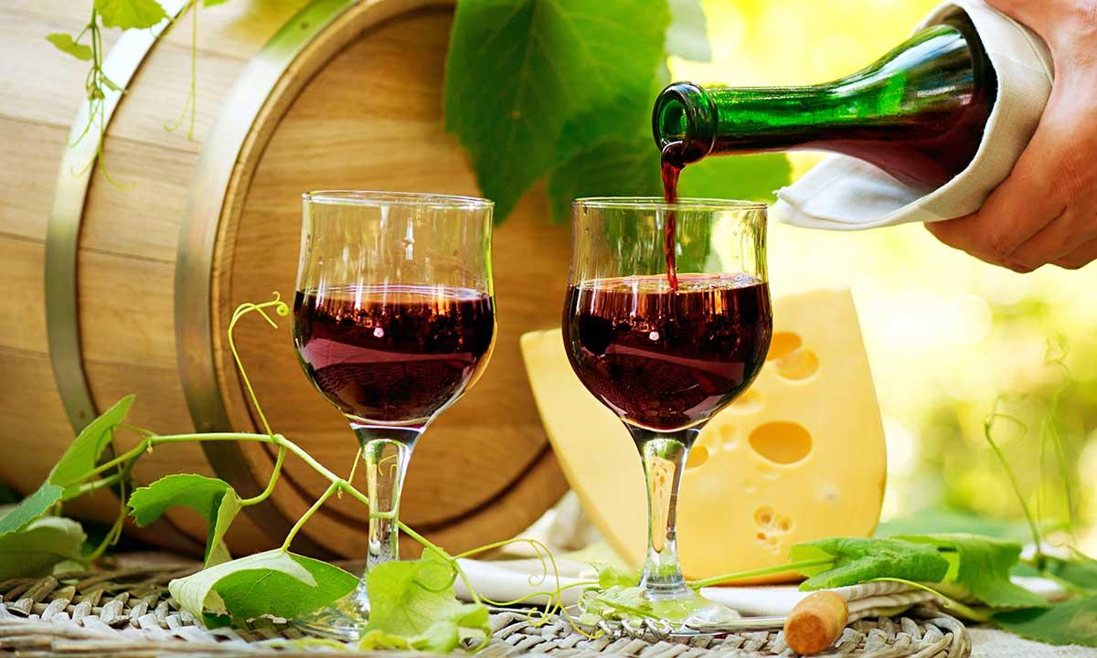 Wino lodowe z uniwersytetu