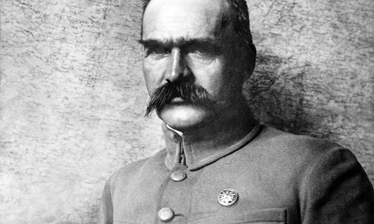 Piłsudski stanął w Tarnowie