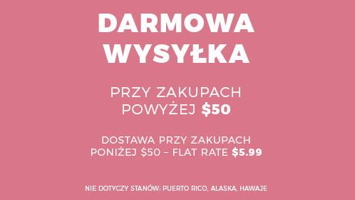 USA: Sklep internetowy z polskimi kosmetykami - polskie kosmetyki online