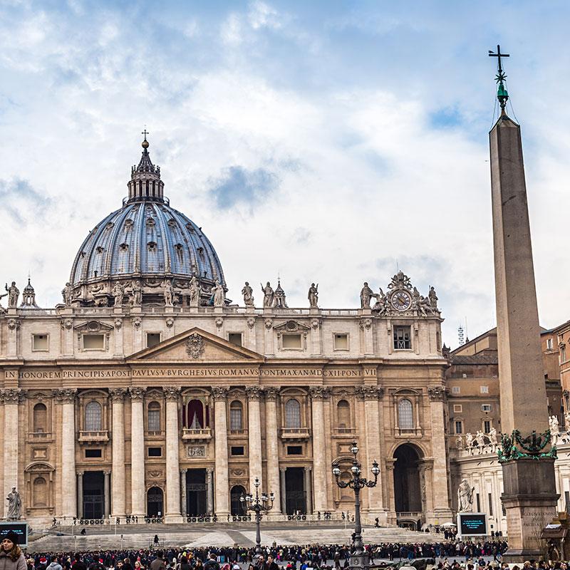 Mniej tajne archiwum w Watykanie