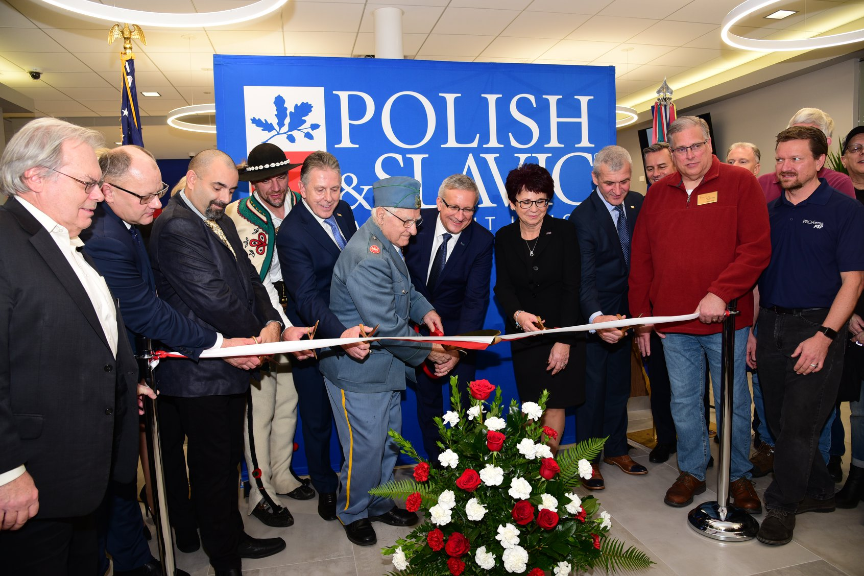 Opening of the Twentieth Branch of The Polish-Slavic Federal Credit Union in USA