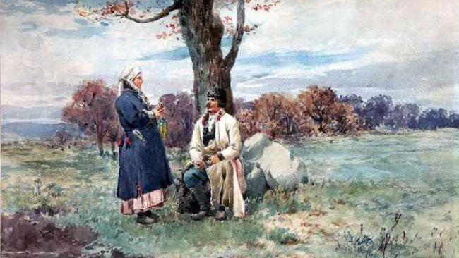 Seweryn Bieszczad - polski malarz realista