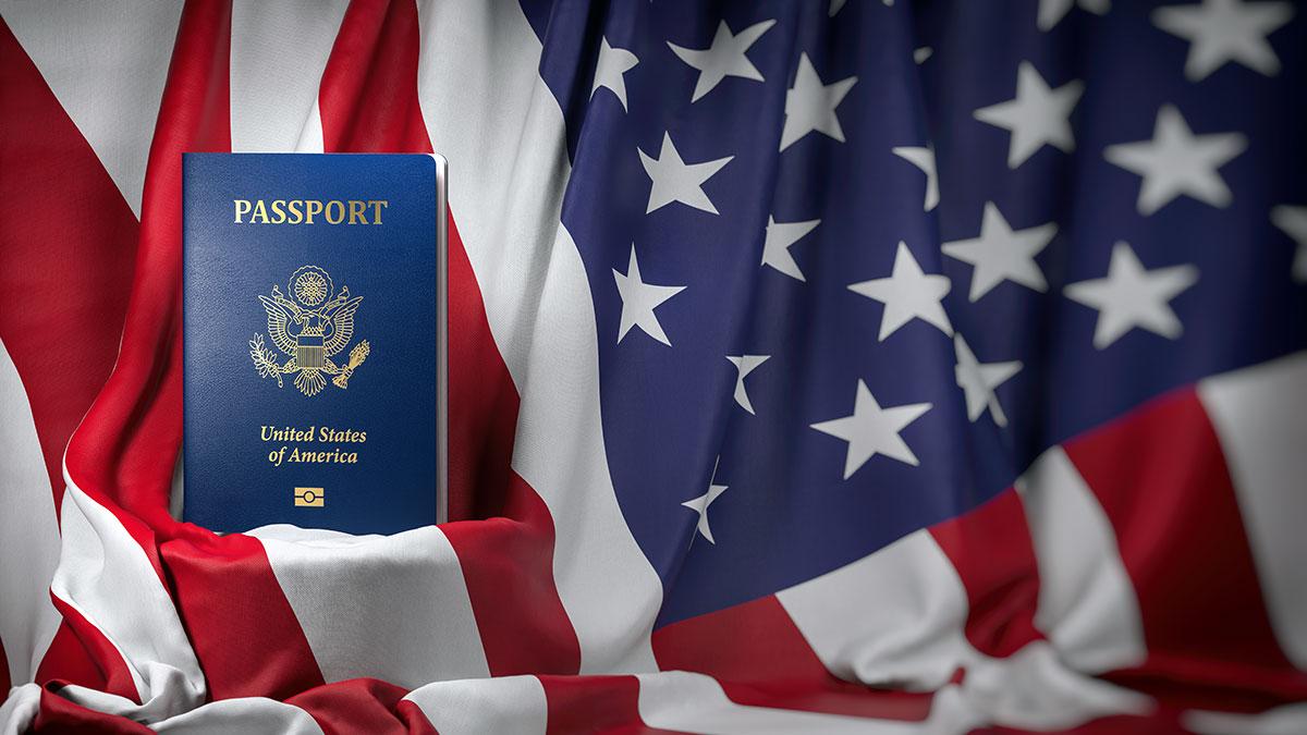 Informacje dotyczące numerów Social Security (SSN) i ubiegania się o paszport amerykański.