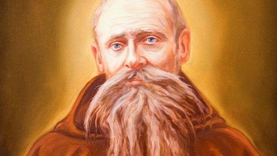 Anicet Adalbert Kopliński - Święty Franciszek z Warszawy