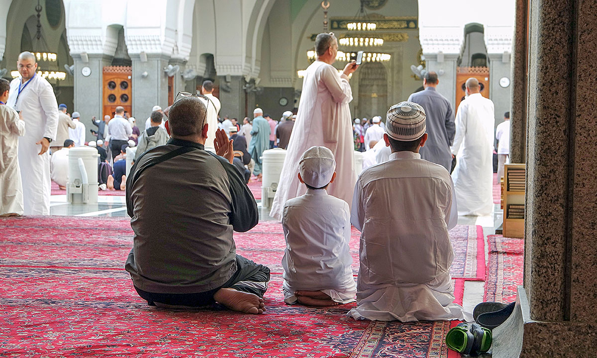 Muzułmańscy studenci w Polsce chcą mieć przerwy na modlitwę