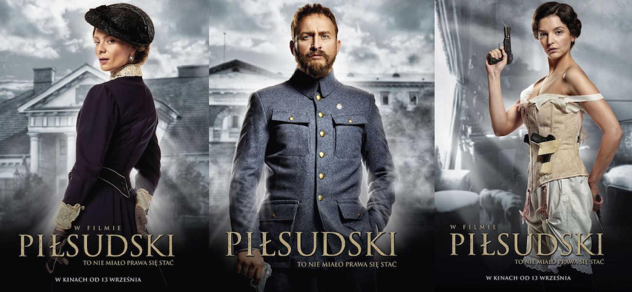 """Film """"Piłsudski"""" w Nowym Jorku"""