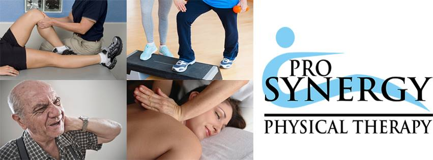 ProSynergy Physical Therapy in NJ - Trusted by Physicians & Patients
