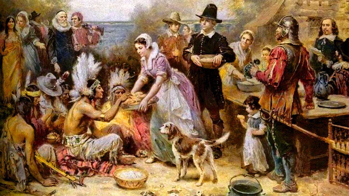 Tak to się zaczęło w ostatni czwartek listopada 1621 roku… Foto: Archiwum