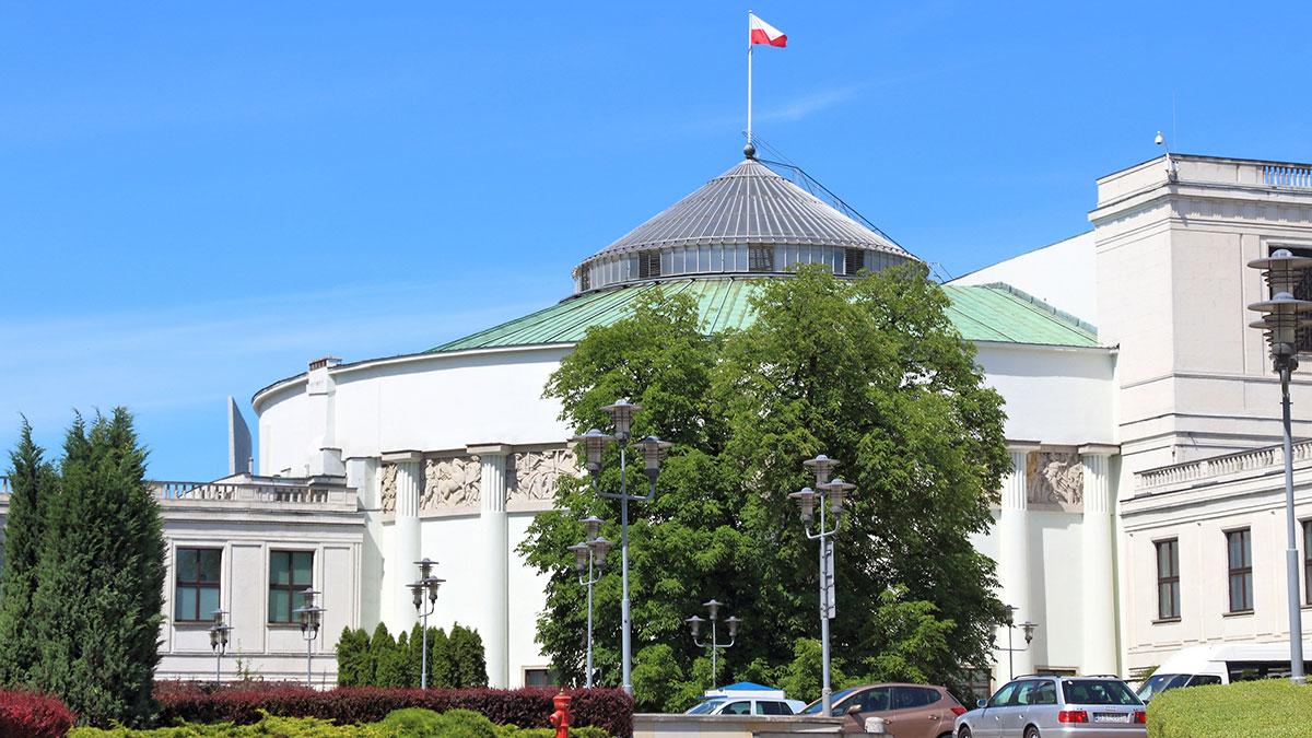 Sejm. Foto: Tupungato