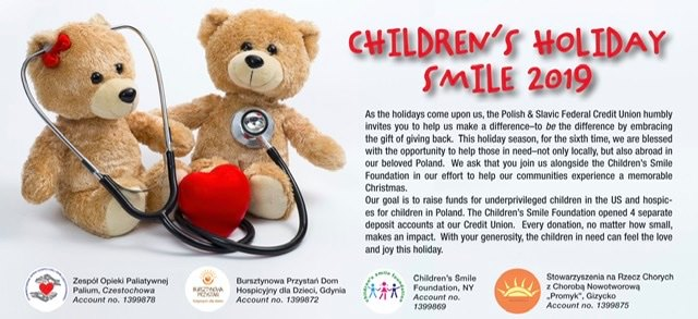 Children's Holiday Smile - As of December 25th, We Have Raised $106,681