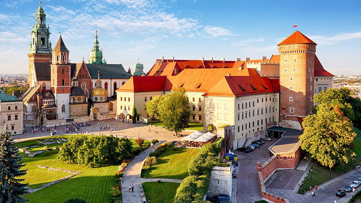 Antysmogowe kontrole pod Wawelem