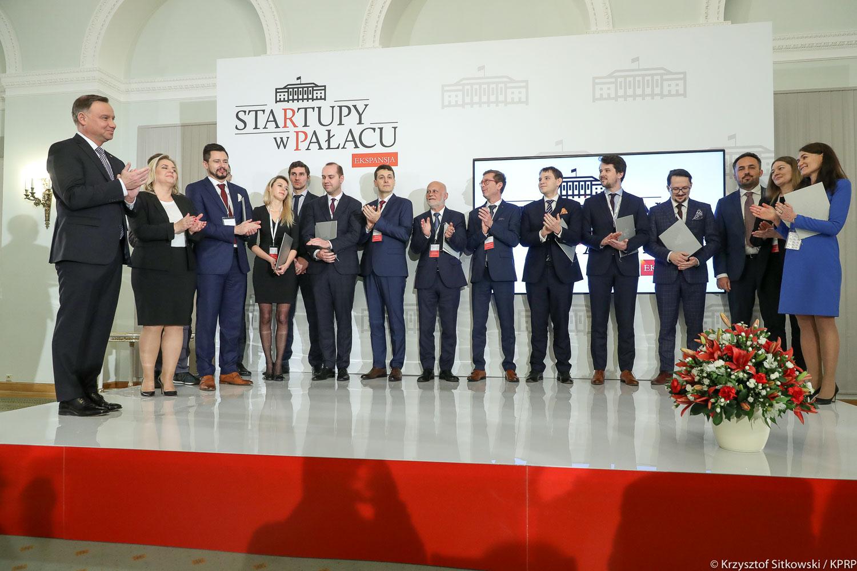 """""""Startupy w Pałacu_EKSPANSJA"""" ... na rynki zagraniczne"""