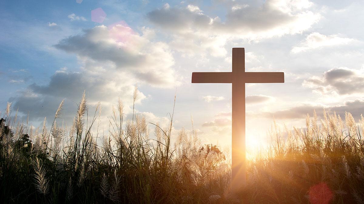 Krzyż w roli znacznika terenu