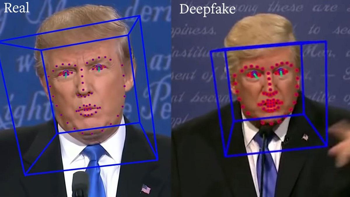 Eksperci alarmują. Dwa razy więcej deepfake'ów w internecie, narzędzia do cyberoszustw