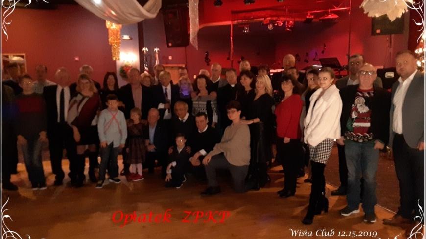 Spotkanie Opłatkowe Związku Polonijnych Klubów Piłkarskich w New Jersey