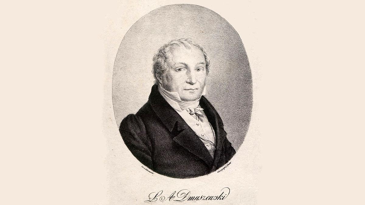 Ludwik Adam Dmuszewski - aktor i reżyser