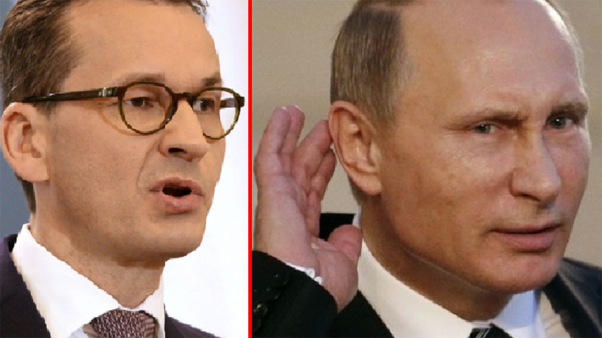 The Truth about World War II - Statement by the Prime Minister of Poland Mateusz Morawiecki
