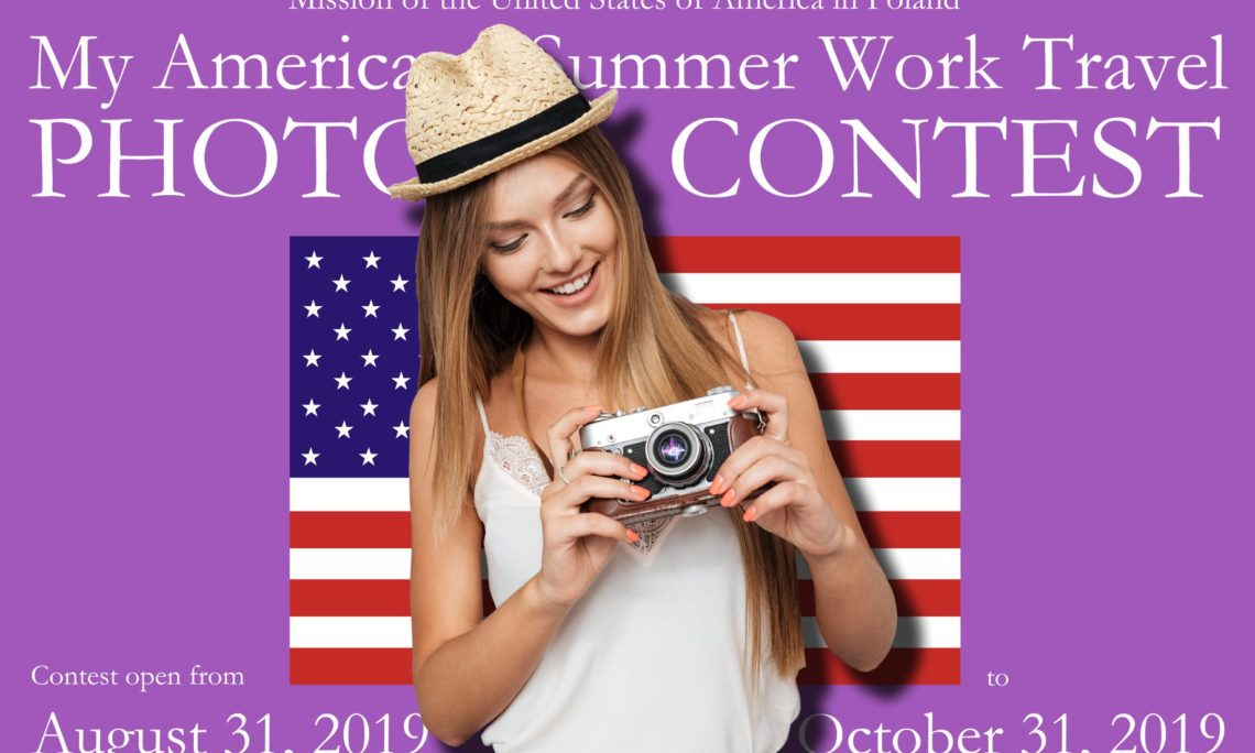 "My America Summer Work Travel Photo Contest 2019. Winner – Maciej Kuc for photo ""Forrest Gump(ers)"""