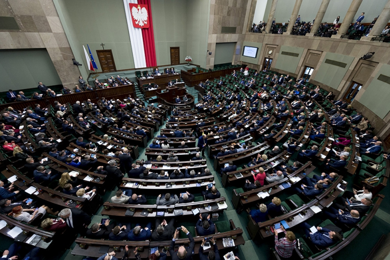 The Parliament of The Republic of Poland Against Manipulating and Falsifying History by Russia