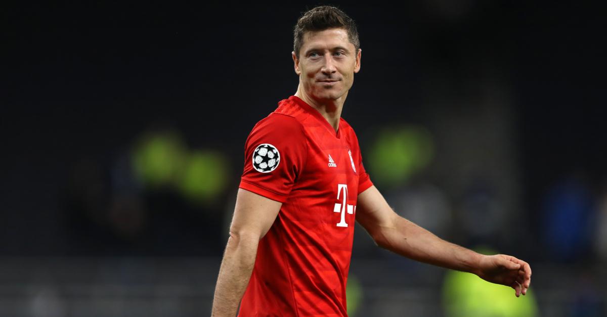 Gol Lewandowskiego, wygrana Bayernu