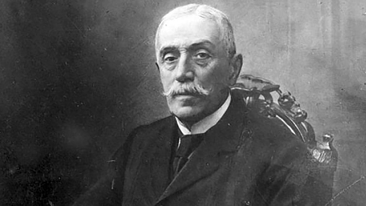 Józef August Ostrowski - ziemianin i polityk