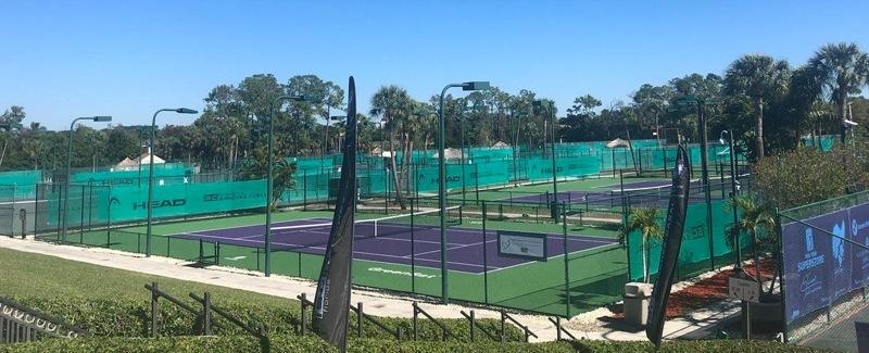 Polonia Open Tennis 2020 Winter Tournament in Naples, FL