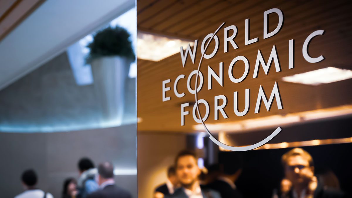 W Davos Trump chwali amerykańską gospodarkę