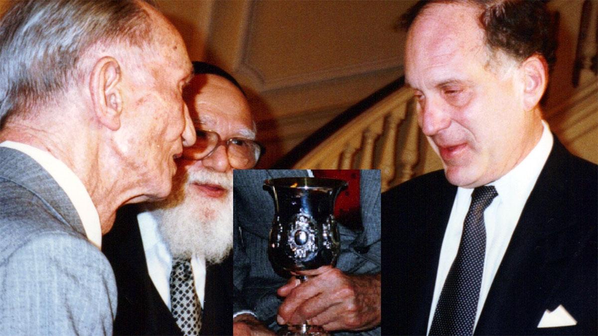 Ronald Lauder, przyjaciel Jana Karskiego kluczową postacią obchodów wyzwolenia KL Auschwitz na terenie muzeum obozu