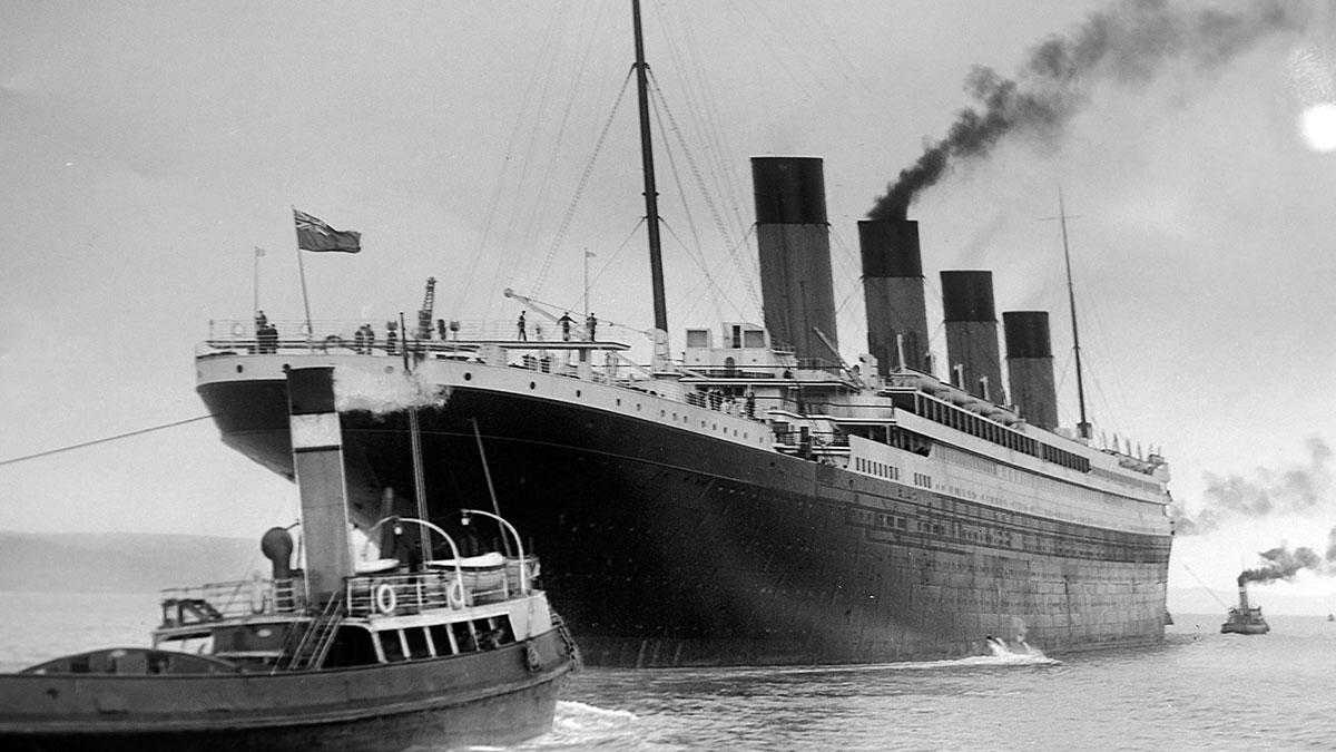"""""""Titanic"""" pod międzynarodową ochroną"""