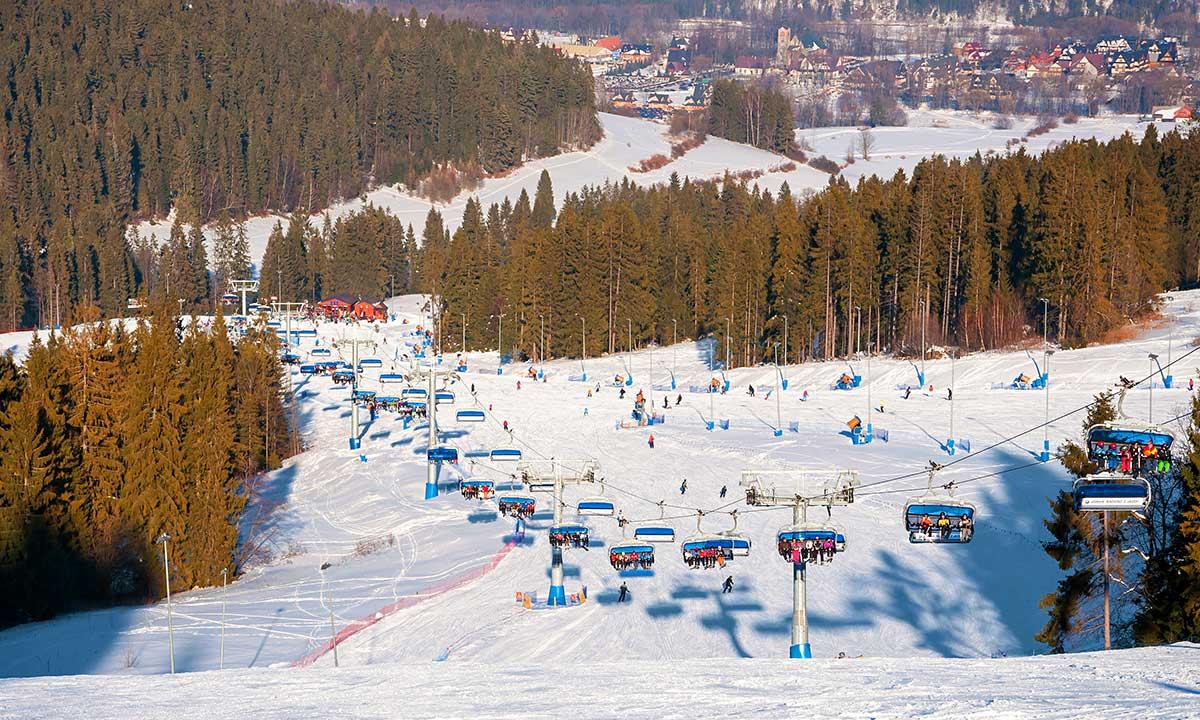 Igranie ze śmiercią w Tatrach
