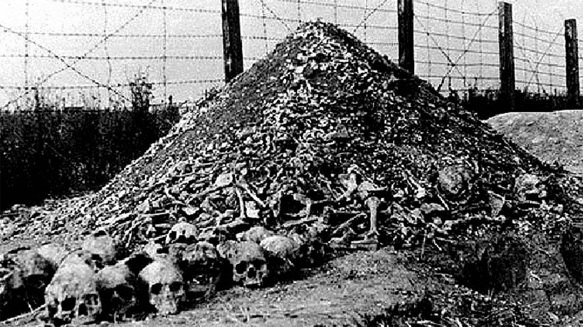 Holocaust. Drugi grzech pierworodny