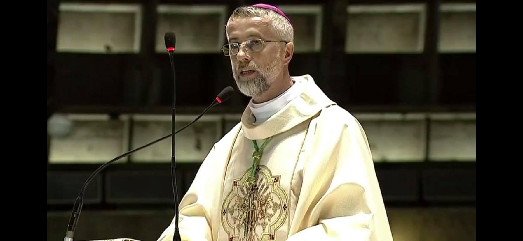 Biskup z Polski w Rio de Janeiro