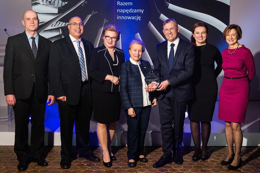 Instytut Józefa Piłsudskiego w Ameryce przyznał firmie GECP Corporate Catalyst Award