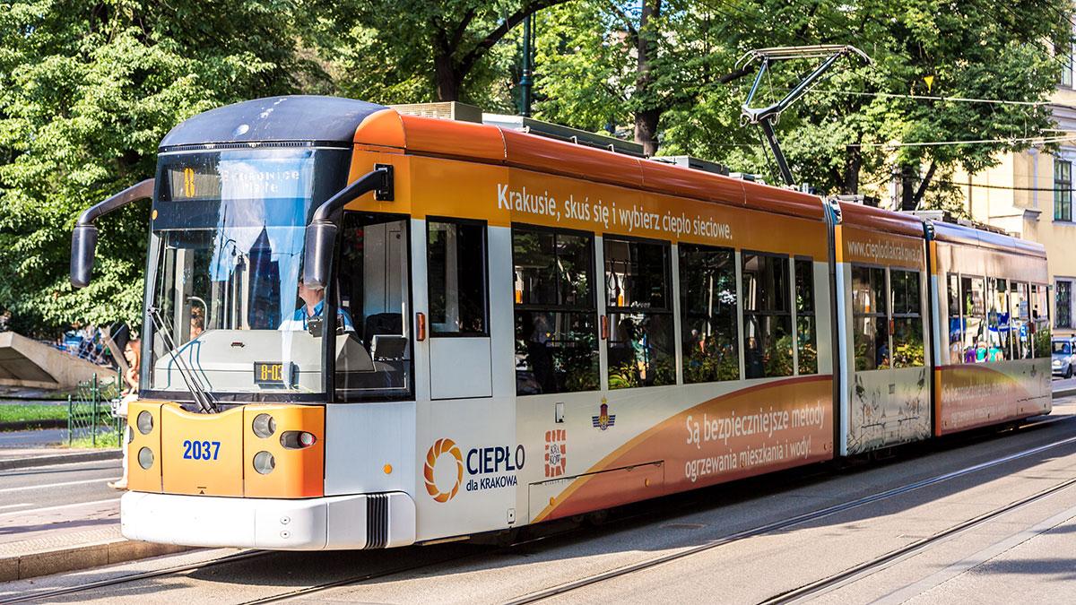 Robot zamiast motorniczego w tramwaju
