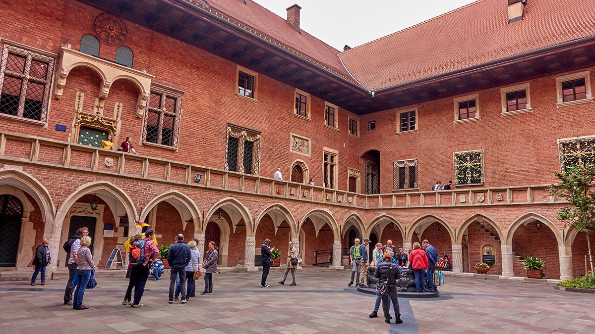 Learn Polish at the Jagiellonian University. Kosciuszko Foundation Scholarship