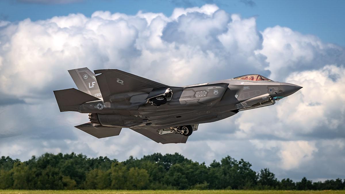 Polska kupiła od USA 32 samoloty F-35