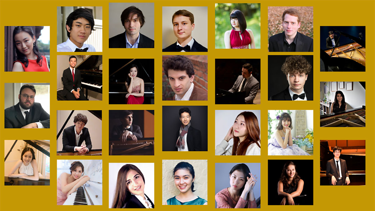 The National Chopin Piano Competition  of the United States in Miami